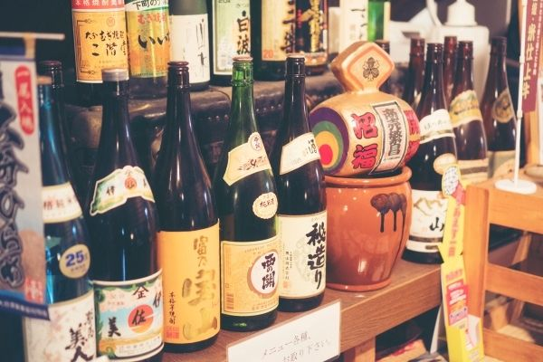 What Alcohol Percentage is Sake