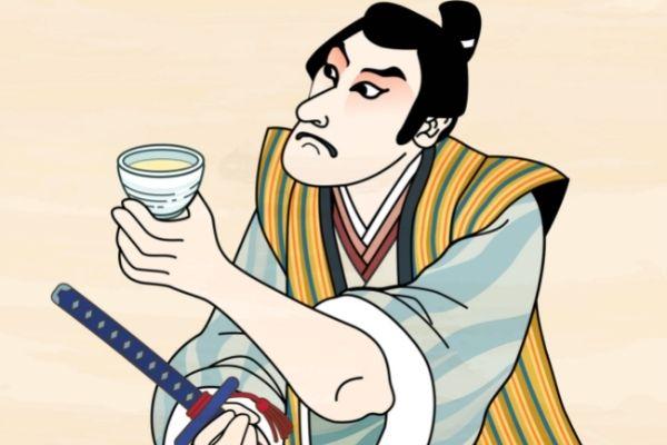 history of kanpai illustration